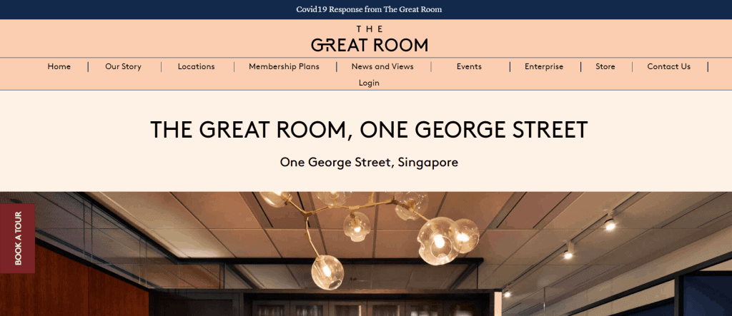 best co working space in singapore_the great room