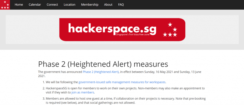 best co working space in singapore_hackerspace