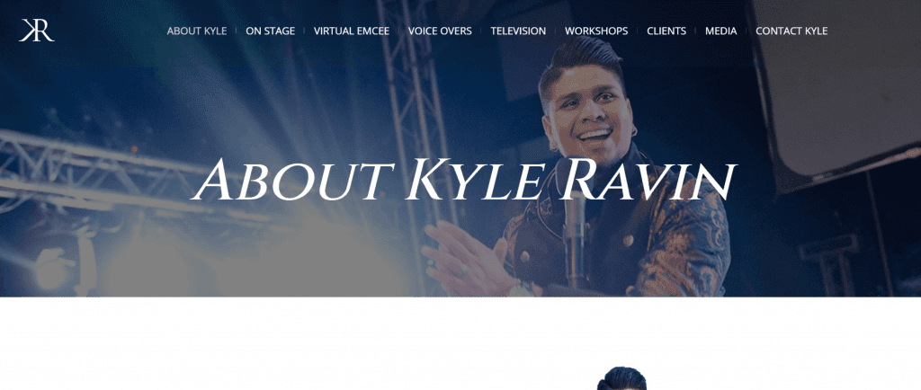 best emcee in singapore to get your products known_kyle ravin