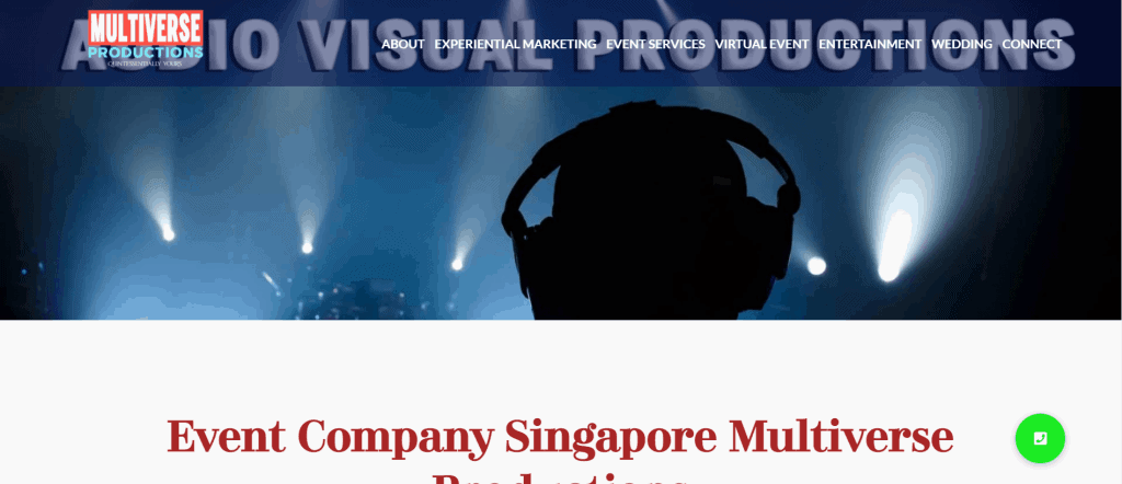 best emcee in singapore to get your products known_multiverse productions