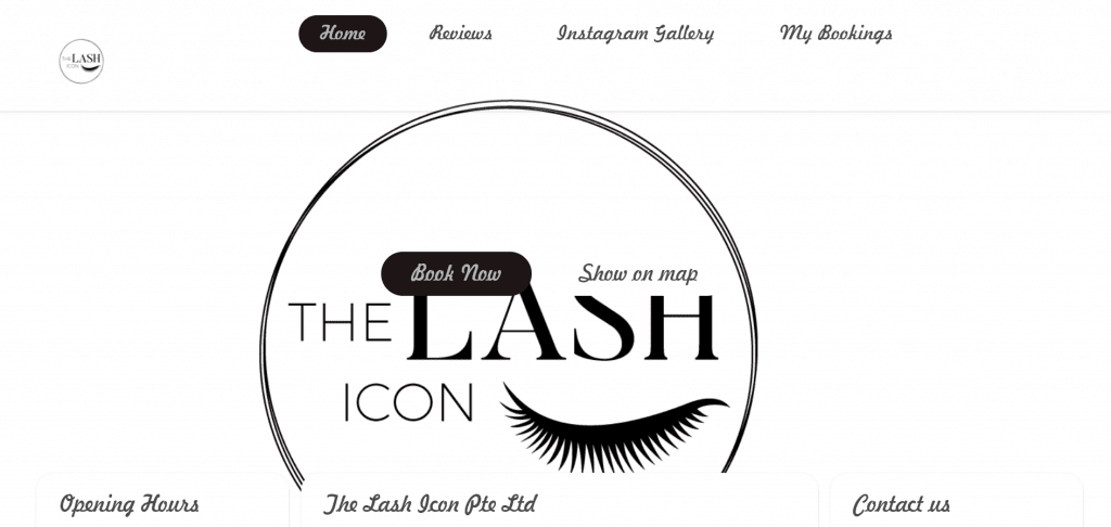 best salons for lash lift in singapore_the lash icon