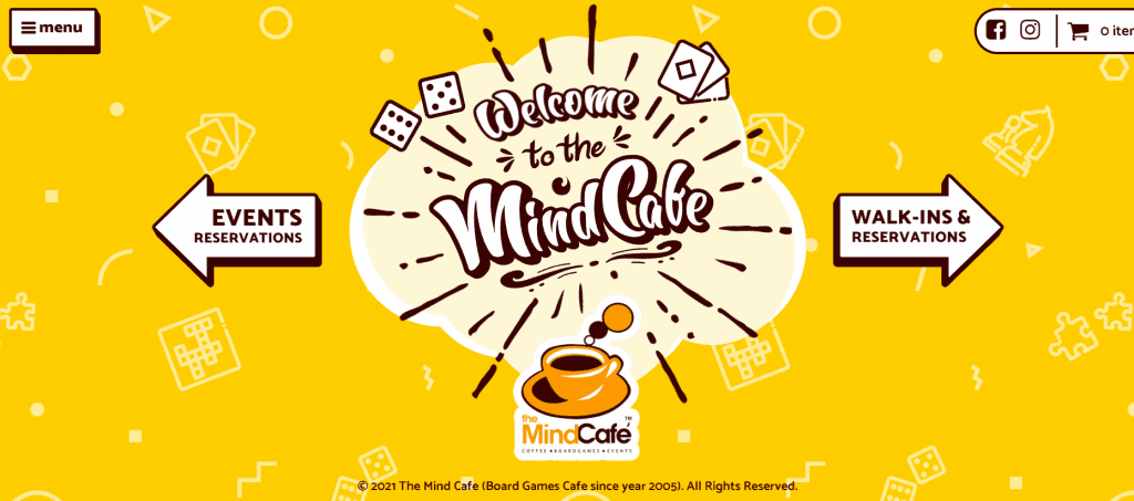 best board game cafe in singapore_the mind cafe