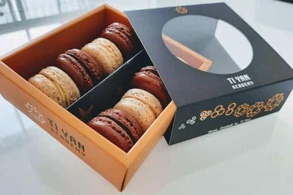 Best Macaron in Singapore ( Ti Yan Pâtisserie)