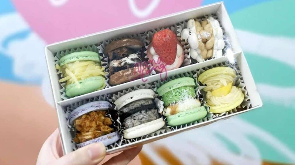 Best Macaron in Singapore (nanatang : Bake house and Studio)