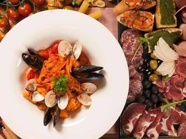 Best Gluten Free Food in Singapore (Rosso Vino - Italian Restaurant)