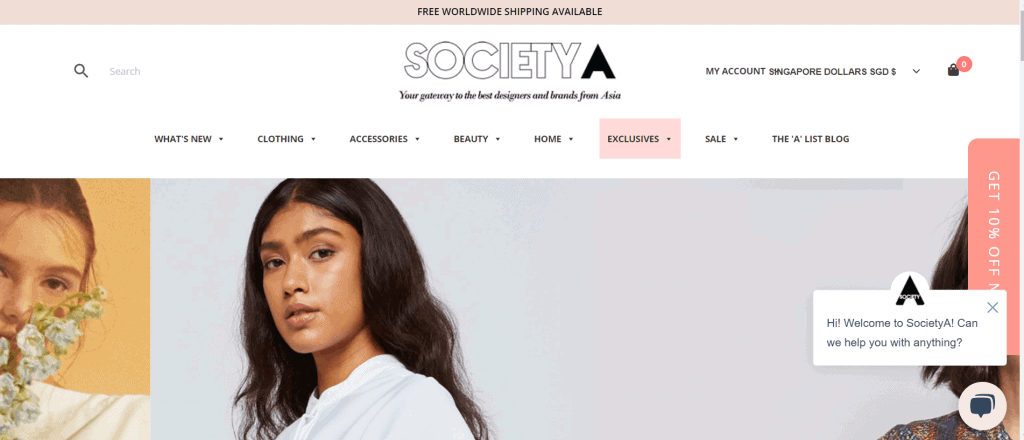 best retailers to get a dress in singapore_societyA