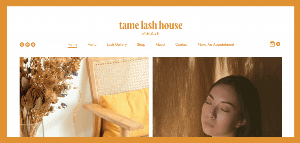 best salons for lash lift in singapore_tame lash house