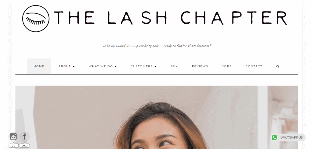 best salons for lash lift in singapore_the lash chapter