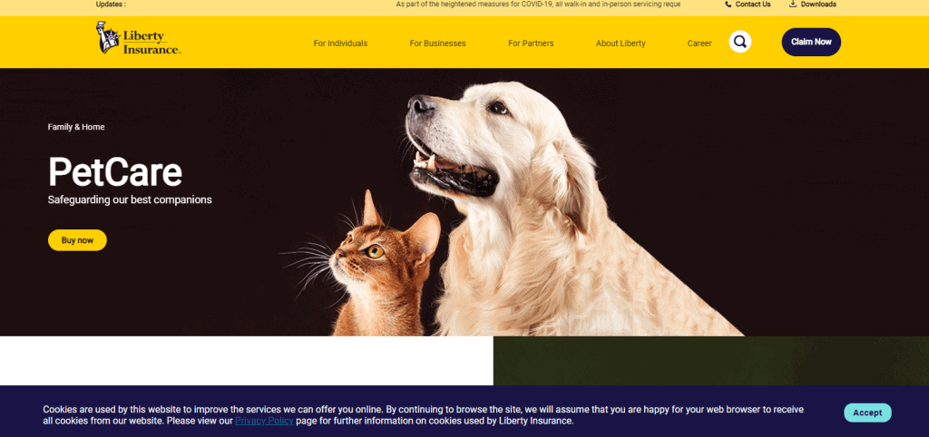 Pet-Care insurance