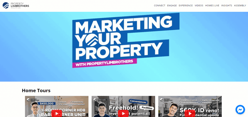 Property lim brothers property  agents in Singapore