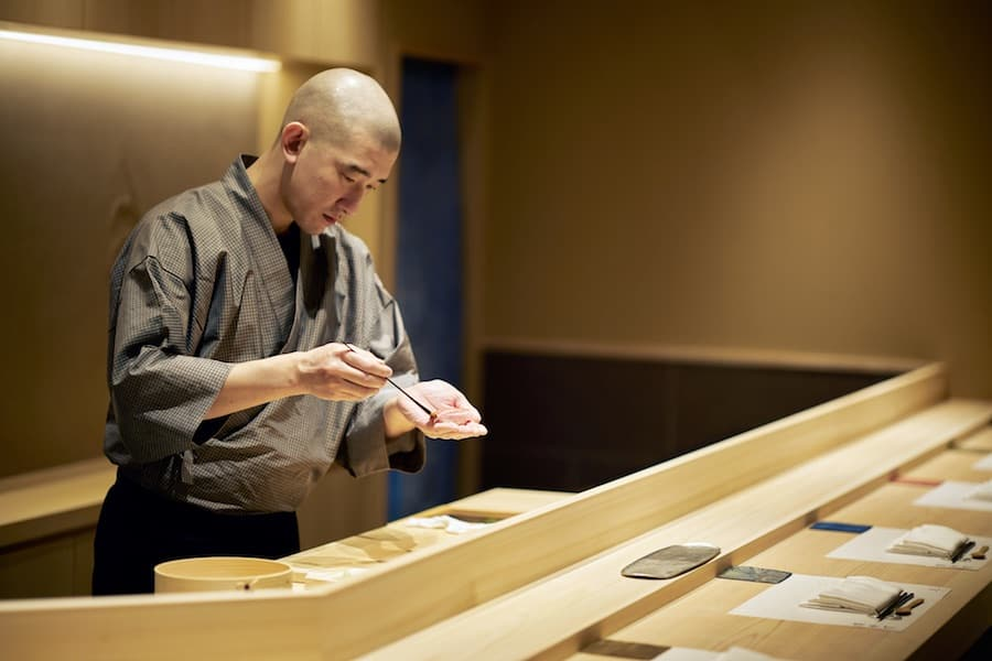 omakase in singapore_sushi kimura