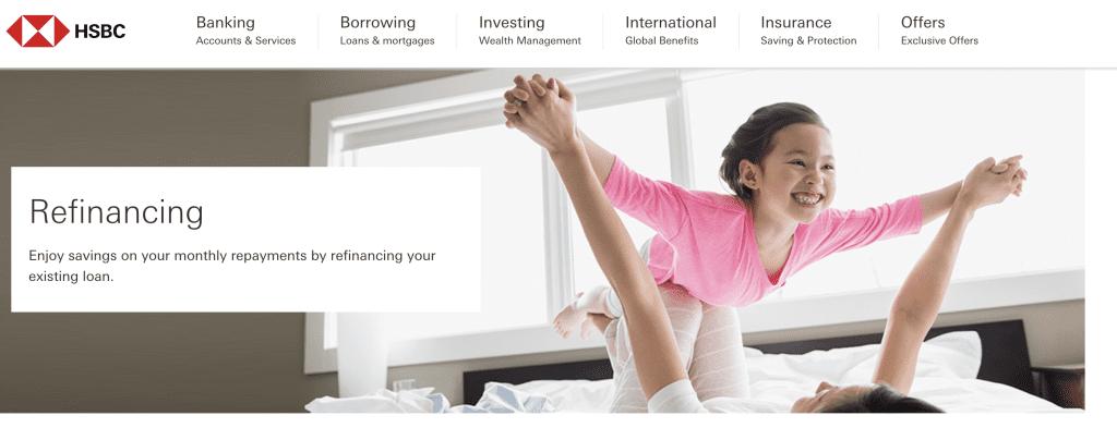 Housing loan in Singapore - HSBC Home Loan