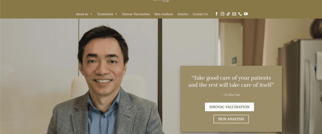Hair Transplants in Singapore