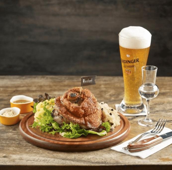 German restaurants in Singapore