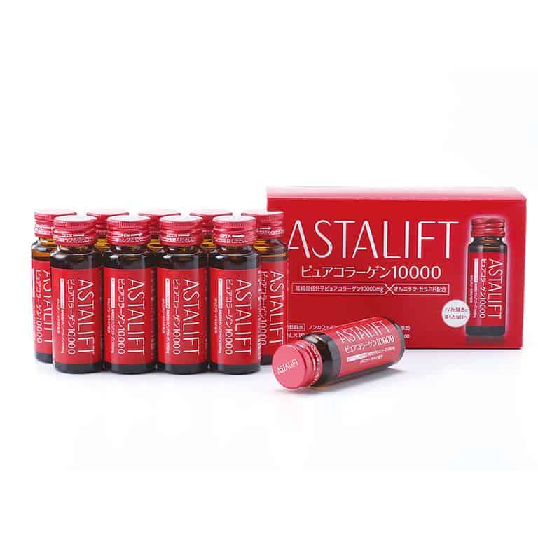 best collagen drink in singapore_astalift pure collagen drink