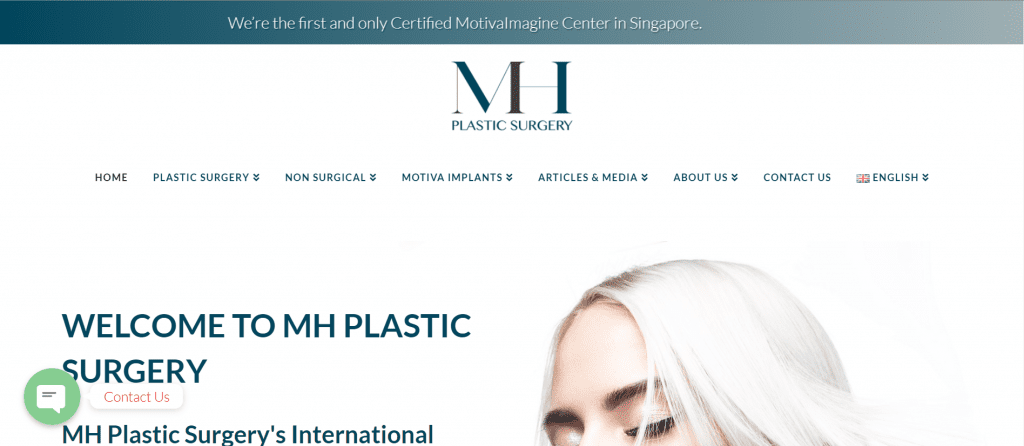 best clinics for rhinoplasty in singapore_mh plastic surgery