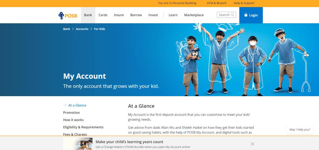 posb-childrens-savings-account-sg