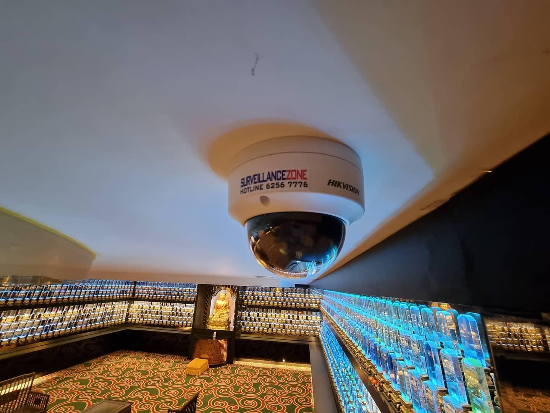 Surveillance Zone Singapore