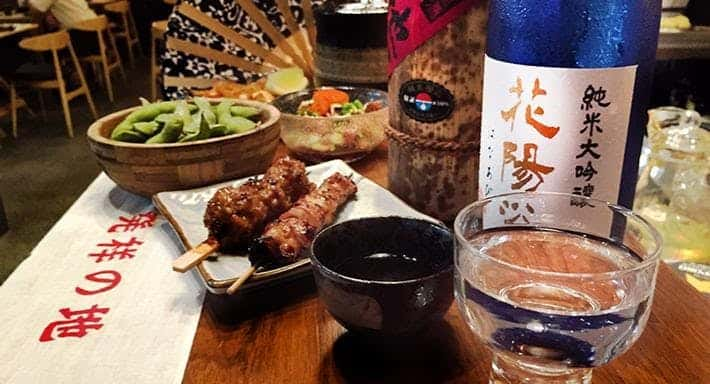 10 Best Sake Bar in Singapore (Shukuu Japanese Izakaya and Sake Bar)