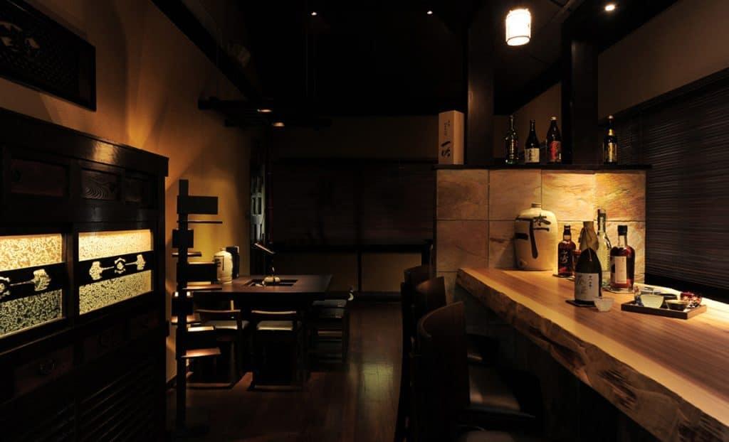 10 Best Sake Bar in Singapore (Kakure)