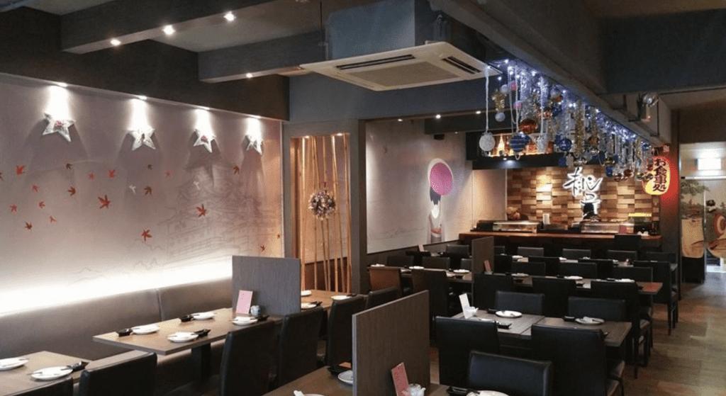 Mentaiko Pasta Singapore - MoMoYa Japanese Restaurant