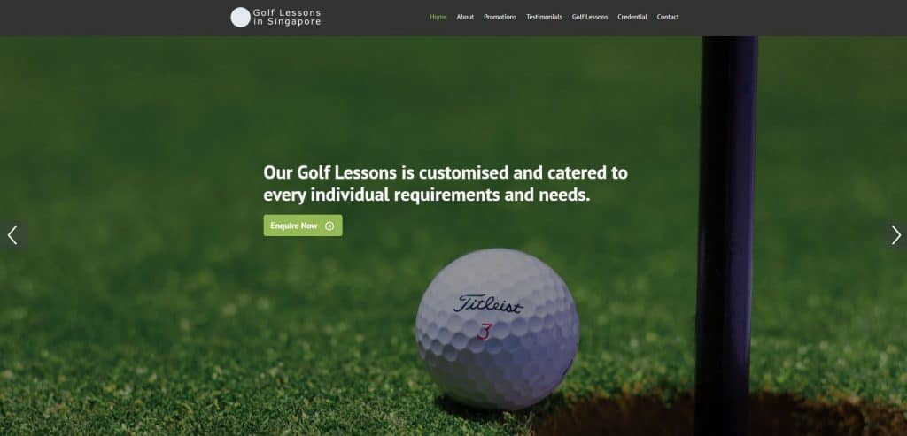 best golf lesson in singapore_jonas