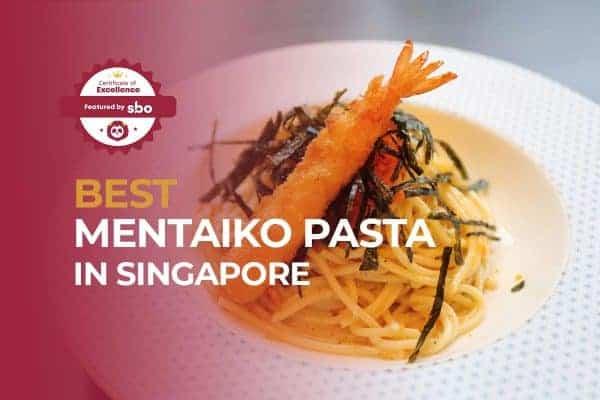 featured image_best mentaiko pasta in singapore
