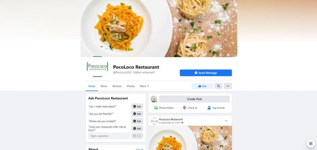 best mentaiko pasta in singapore_pocoloco restaurant