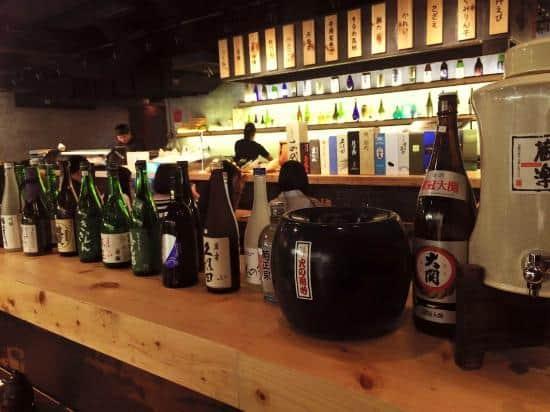 10 Best Sake Bar in Singapore (Ishinomaki Grill & Sake)