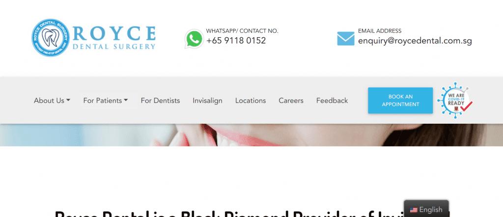 best dental implant in singapore_royce dental surgery