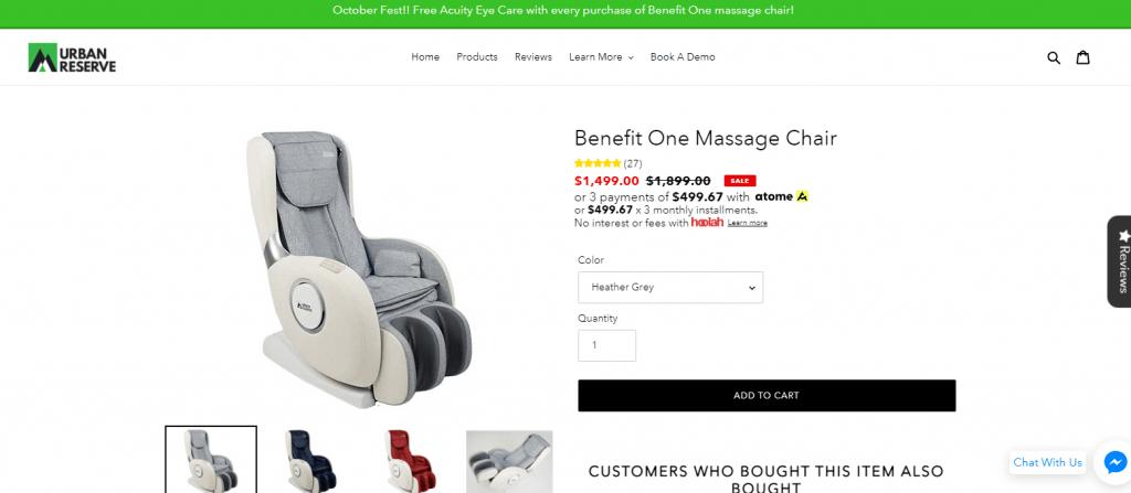 Urban-Reserve-best-massage-chair-in-singapore