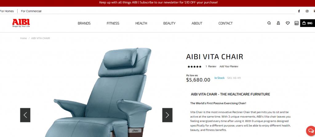 aibi-best-massage-chair-sg