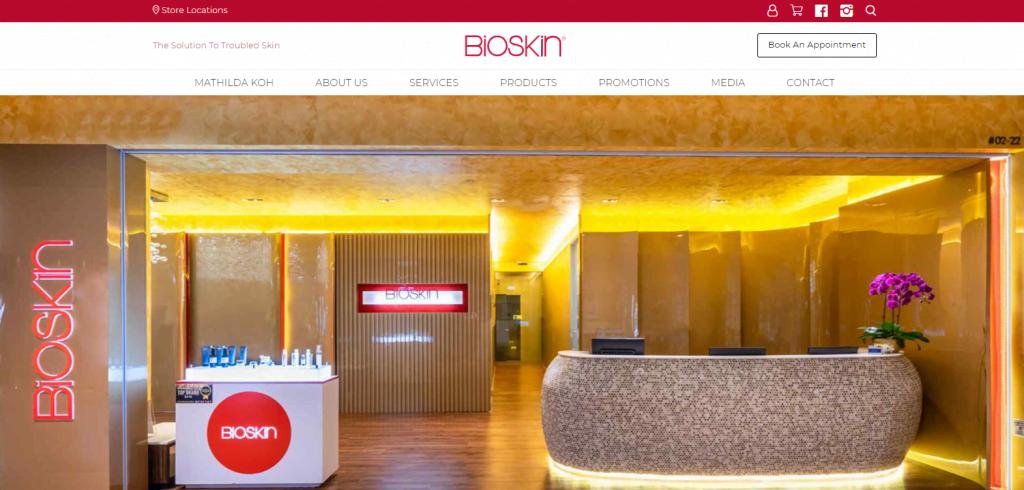 bioskin best facial in singapore