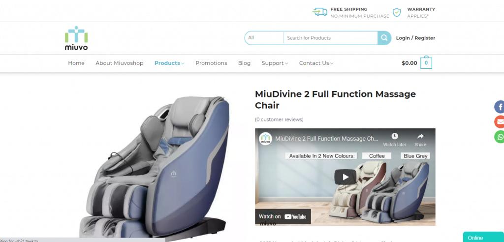 miuvo-best-massage-chair-in-sg