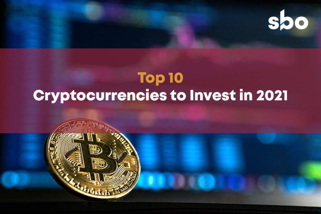 featured image_top 10 cryptocurrency to invest in 2021
